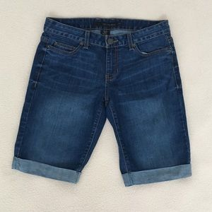 Calvin Klein Denim Bermuda Shorts